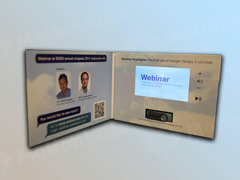 Video brochure Pfizer