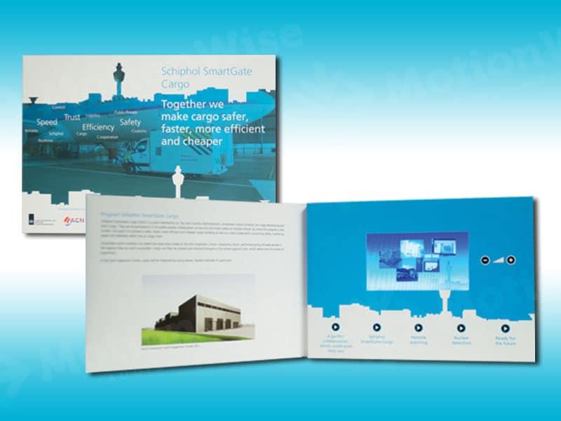 Video brochure Schiphol