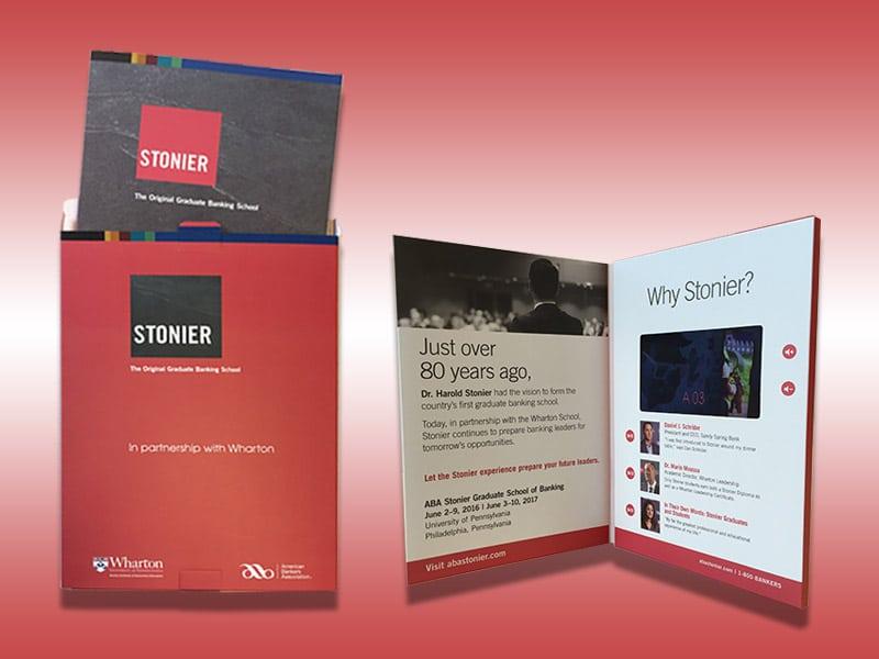 Video brochure Stonier