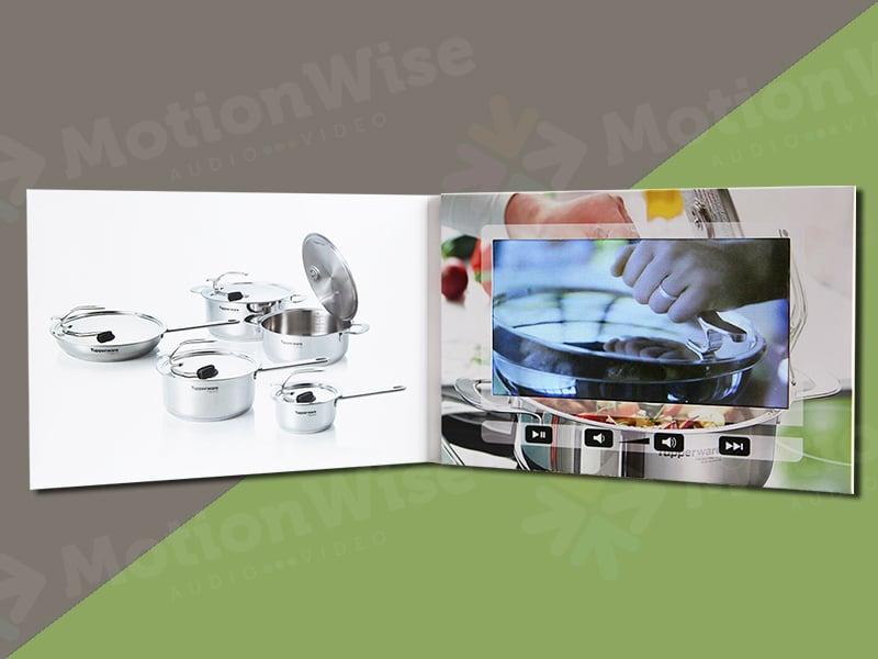 Video brochure Tupperware
