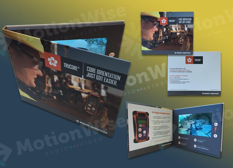 Video brochure Boart Longyear