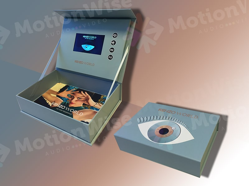 Video box Kenzo